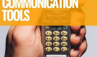 8+ of my favorite communication tools | strategysarah.com