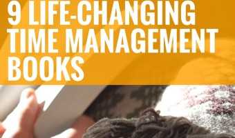 9 life-changing time management books