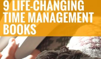 9 life-changing time management books | strategysarah.com #31timesavers