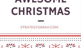 Christmas planning ideas, tips + my 2015 Christmas bucket list | strategysarah.com