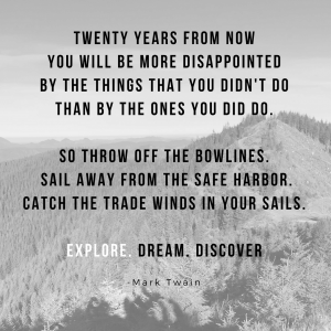 Explore.Dream.Discover. | strategysarah.com