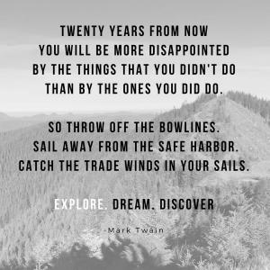 Explore.Dream.Discover. | strategysarah.com