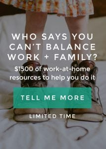 Can't wait to check out these work-at-home resources!