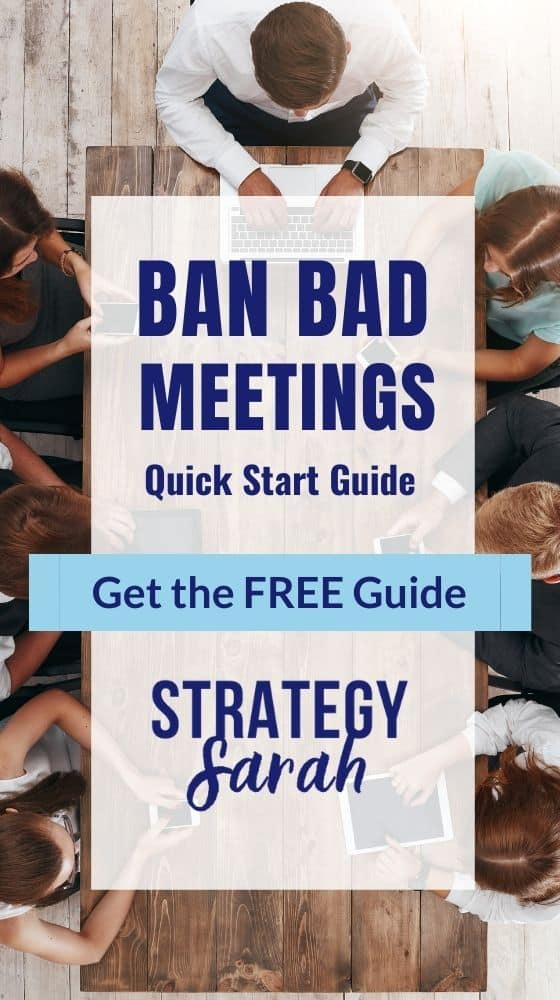 Ban Bad Meetings Quick Start Guide Opt In Image